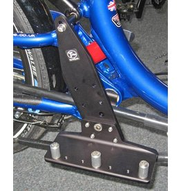 TerraCycle TerraCycle ICE battery mount for suspended trike