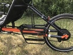 Terratrike Low Rider Rack