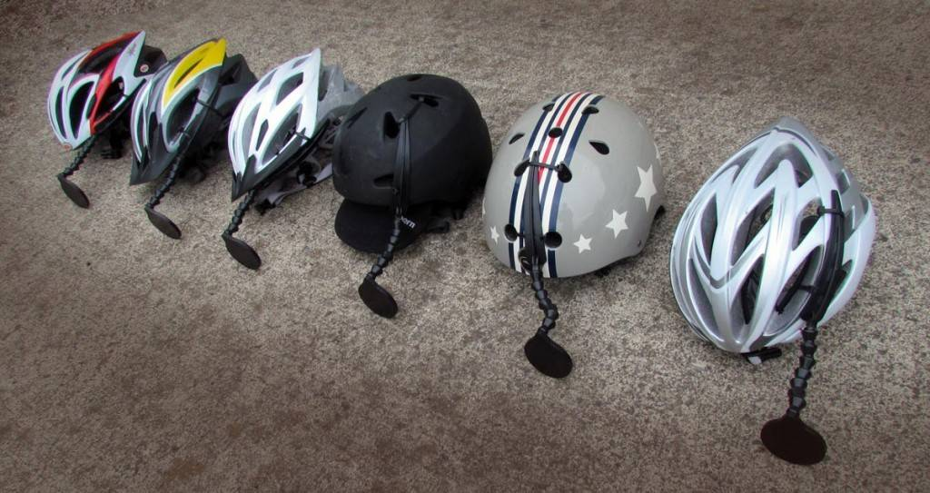 Evt Safe Zone Helmet Mirror Cycledifferent Angletech