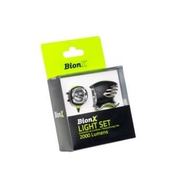 BionX BionX High Output 2000 Lumen Front/Rear Lightset