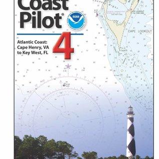 NOS Coast Pilot 4: 51E/2019 Atlantic Coast, Cape Henry, VA to Key West, FL