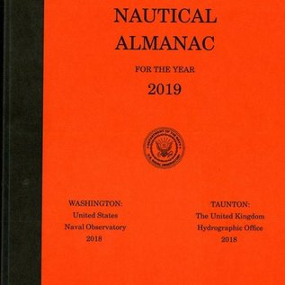 GPO Nautical Almanac 2019