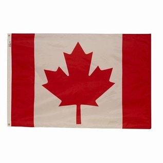 Canada  Nyl-Glo Flag 4' x 6'