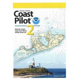 NOS Coast Pilot 2: 50ED/2021 - Atlantic Coast: Cape Cod, MA to Sandy Hook, NJ