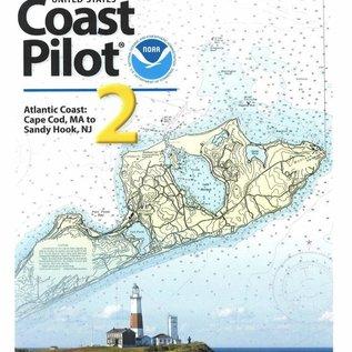 NOS Coast Pilot 2: 49ED/2020 - Atlantic Coast: Cape Cod, MA to Sandy Hook, NJ