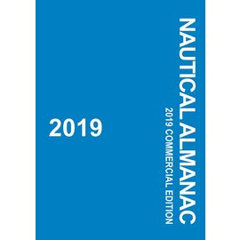 PRC Nautical Almanac 2019 Commercial Edition