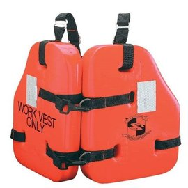 Force II Life Vest from Stearns - Orange - Universal