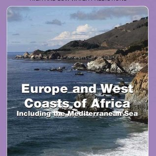 NOS Tide Tables 2019 Europe & West Coasts Africa