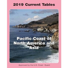 NOS Current Tables 2019 West Coast North & South America (inc. Hawaiian Islands)