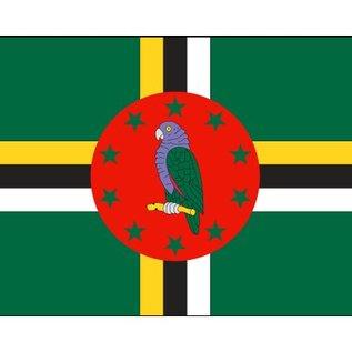 MNS Dominica Flag 4' x 6'