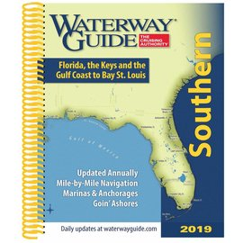 WG Waterway Guide Southern 2019