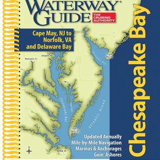 WG Waterway Guide Chesapeake & Delaware Bay 2019  *****OLD EDITION*****