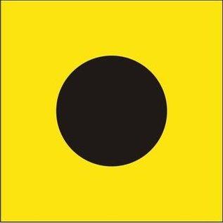 "Signal Flag Letter ""I""  4' X 4' (#10) w/toggles"