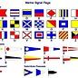 MNS Signal Flags Set w/toggles 3' X 3' (#7)