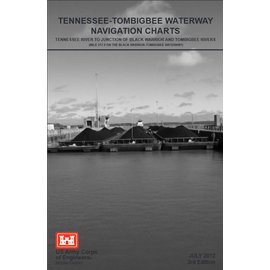 Tennessee-Tombigbee Navigation Corps of Engineers Charts 2012
