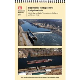 COE Black Warrior, Tombigbee and Mobile Rivers Corps of Engineers 2018 Chartbook