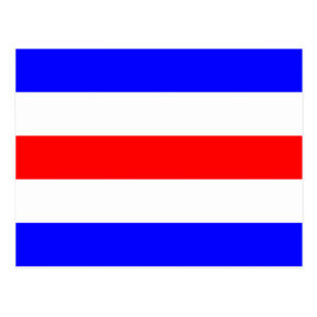 """Signal Flag Letter """"C""""  3' X 3' (#7) w/toggles"""
