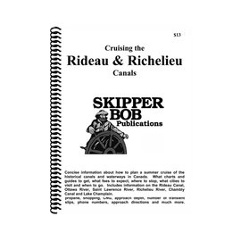 SKI Rideau & Richelieu Canals Skipper Bob Cruising Guide 21st Ed (Old Edition)