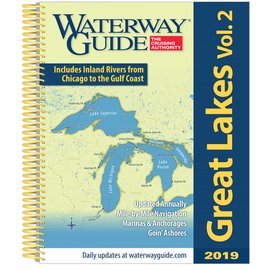 WG Waterway Guide Great Lakes Vol 2 2019 *****OLD EDITION*****