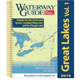 WG Waterway Guide Great Lakes Vol 1 2019