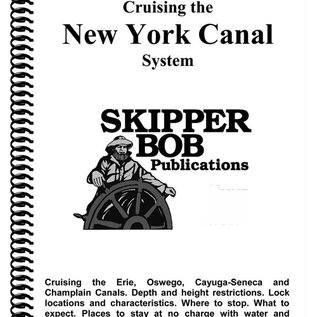 SKI New York Canal System Skipper Bob Cruising Guide 22nd Edition (Old Edition)