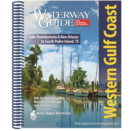 WG Waterway Guide Western Gulf Coast 2019 (OLD EDITION)