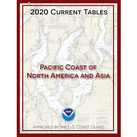 NOS Current Tables 2020 West Coast North & South America (inc. Hawaiian Islands)