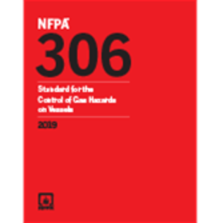 NFPA 306 Standard for the Control of Gas Hazards on Vessels (Digital) 2019
