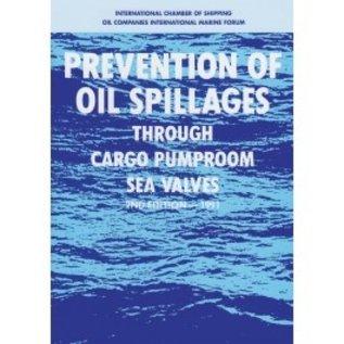 IMO Prevention of Oil Spillages Through Cargo Pumproom Sea Valves (eBook) 2E/1991