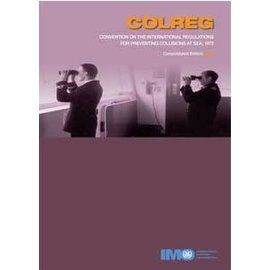 IMO Collision Regulations Convention (COLREGS), 2003 Ed (E-book)