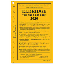 Eldridge 2020 Tide and Pilot Book