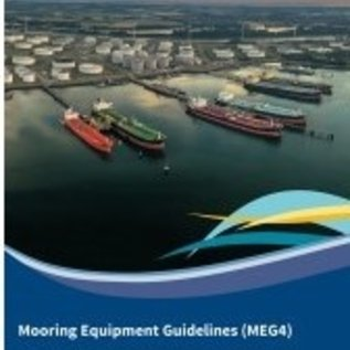 WSI Mooring Equipment Guidelines  (MEG4) 4th Edition (eBook)