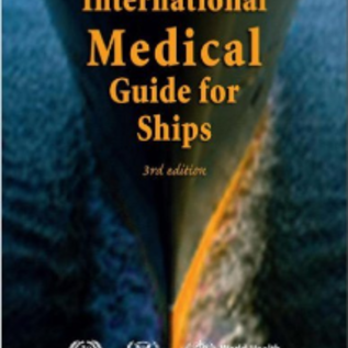 WHO International Medical Guide For Ships - 3rd Edition (eReader) 3/E