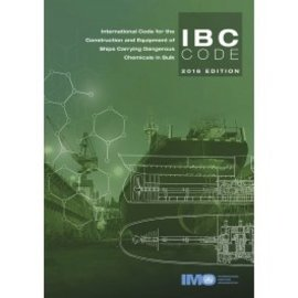 IMO International Code for the Construction and Equipment of Ships Carrying Dangerous Chemicals in Bulk (IBC Code), 2016 Edition (eReader)
