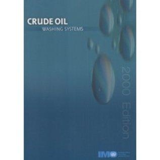 IMO Crude Oil Washing Systems, 2000 Edition (IA617E) (E-reader)