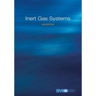 IMO Inert Gas Systems, 1990 Edition (I860E) (eReader)