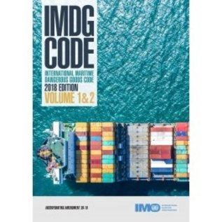 IMO IMDG Code, 2018 Edition (IL200E) (eReader)