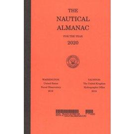 GPO Nautical Almanac 2020