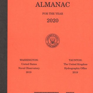 GPO Nautical Almanac 2020