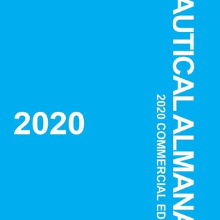 PRC Nautical Almanac 2020 Commercial Edition