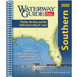 WG Waterway Guide Southern 2020