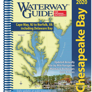WG Waterway Guide Chesapeake & Delaware Bay 2020