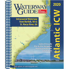 WG Waterway Guide Atlantic ICW 2020  ****OLD EDITION*****