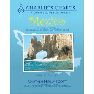 prd Charlie's Charts: Western Coast of Mexico and Baja
