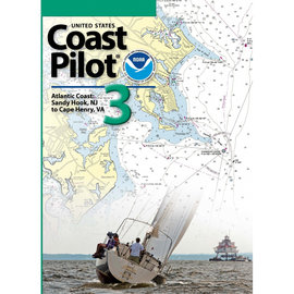 NOS Coast Pilot 3 53ED/2020 Atlantic Coast: Sandy Hook to Cape Henry