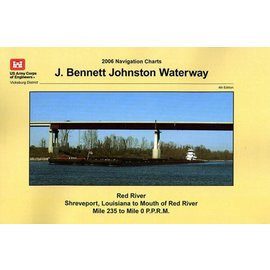 COE Johnson Waterway Red River Corps of Engineers charts 2006