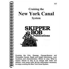 SKI Cruising the New York Canal System Skipper Bob Cruising Guide 23nd Edition