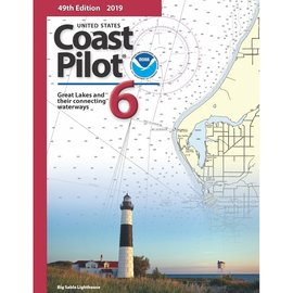 NOS Coast Pilot 6: 49E/2019 Great Lakes and St. Lawrence River