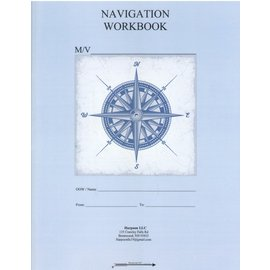 Navigation Workbook by Harpoon