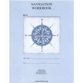 Navigation Workbook by Harpoon